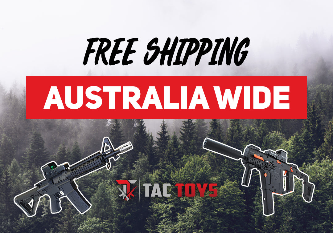 Gel Ball Blasters Australia - Buy Gel Ball Guns Online | TacToys