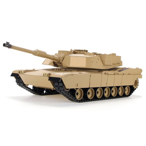 Heng Long 1/16 American M1A2 Abrams RC Battle Tank