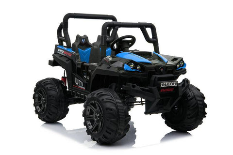 4x4 Buggy - Ride on Car Kids Toy  (Blue/Black)