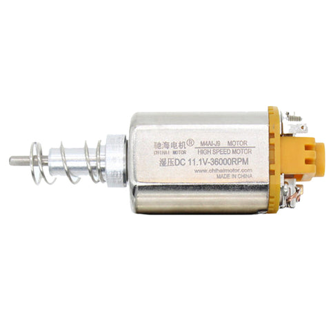 ChiHai 460 Yellow Long Neck Motor - M4A1 V9 & J10