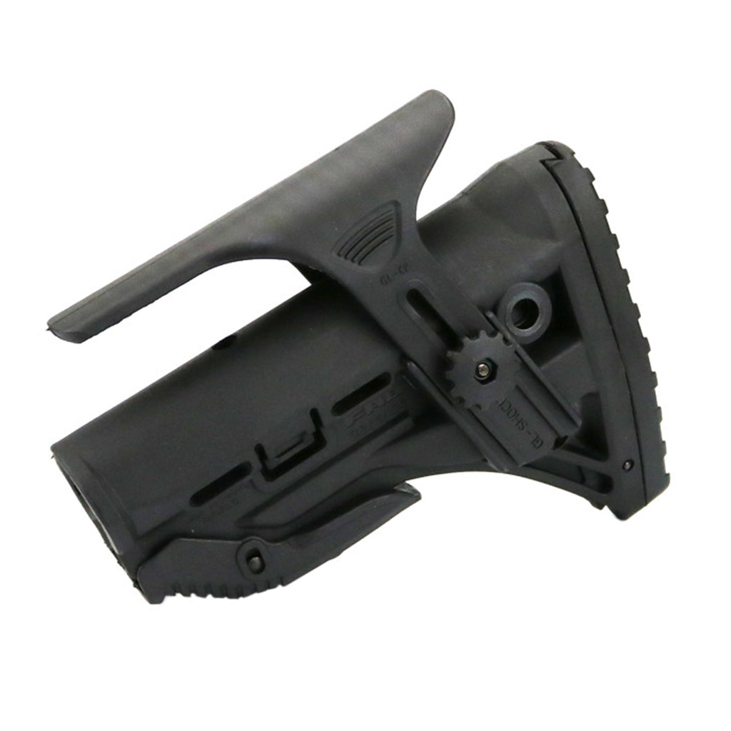 FAB Nylon Butt Stock - M4A1 V8