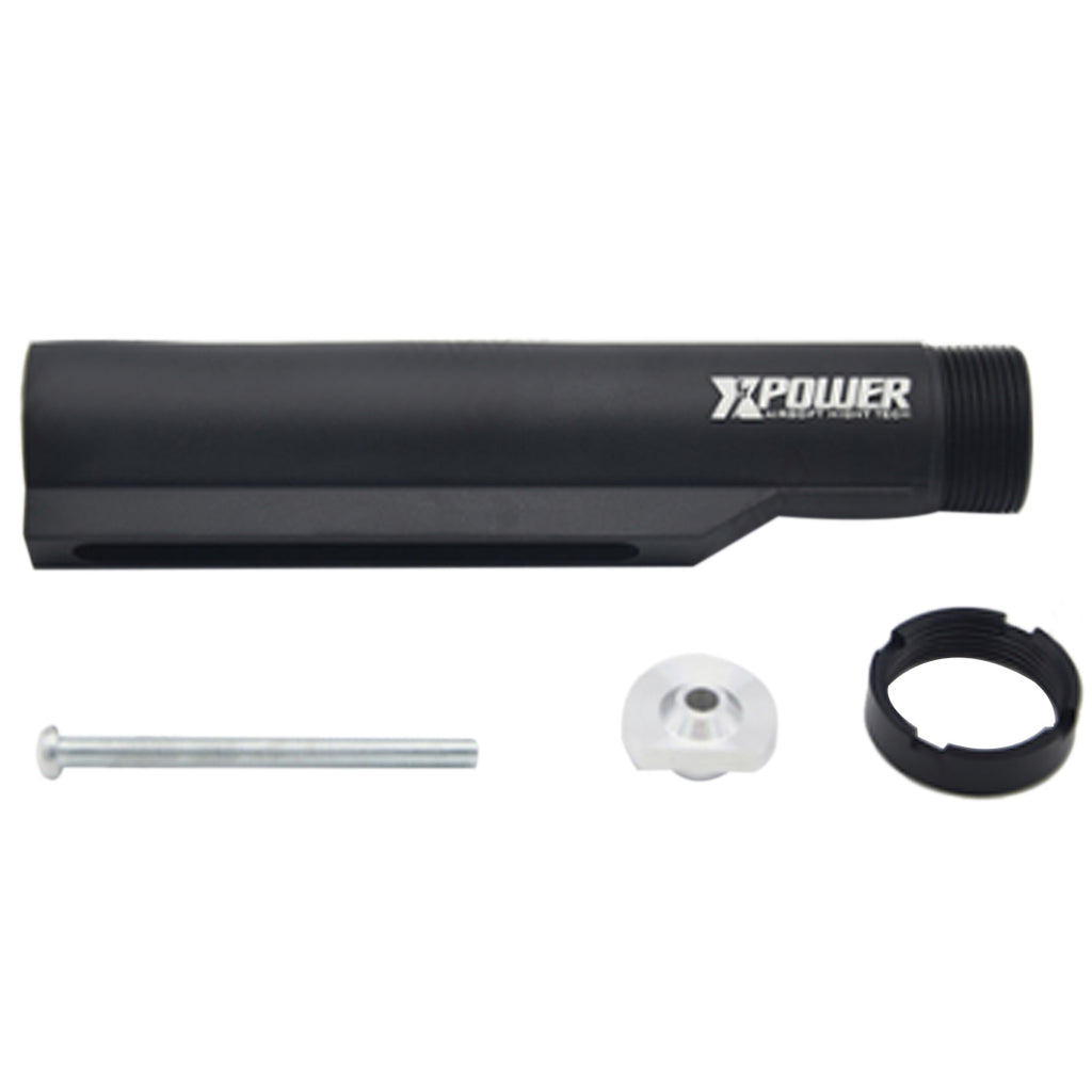 XPower Buffer Tube (Black) for Gel Blaster