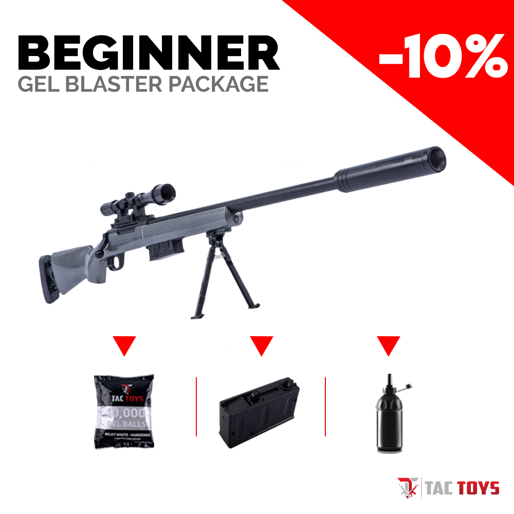 M24 Sniper Rifle - Gel Blaster (BEGINNER PACK)