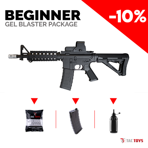 M4A1 V8 - Gel Blaster (BEGINNER PACK)