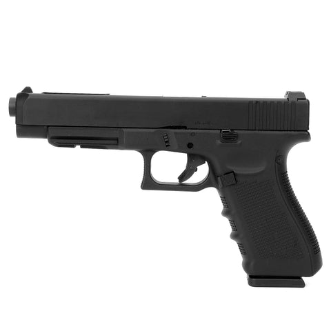3DG GLOCK 34 with Metal Gears - Gel Blaster (Black)