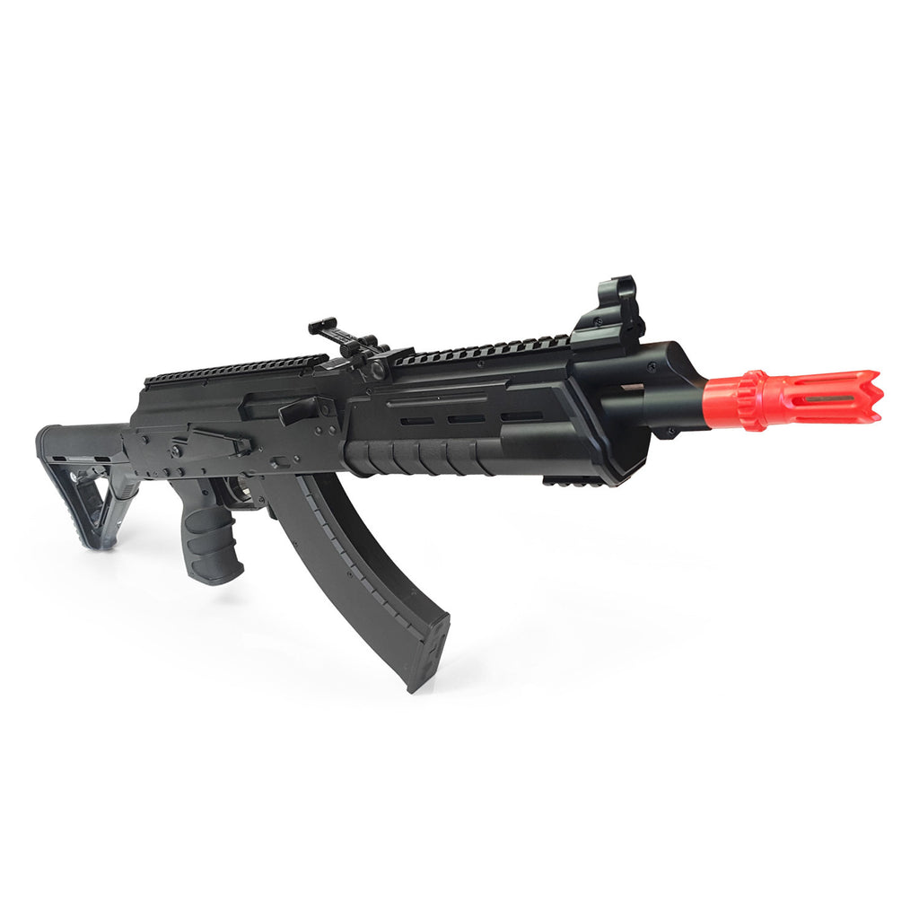 STD AK V2 Gel Blaster | Black STD AK V2 Gel Ball Gun | Free Shipping