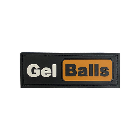 Gel Balls Patch - (Vests, Shirts, Helmets)