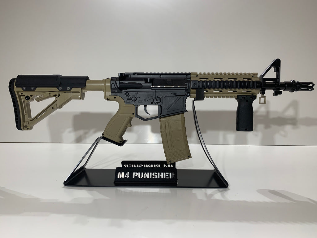 Display Stand for M4 Punisher