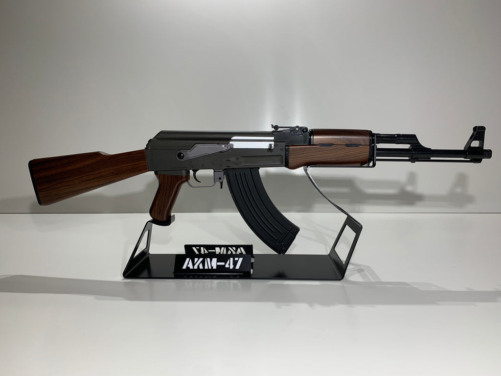 Display Stand for AKM-47