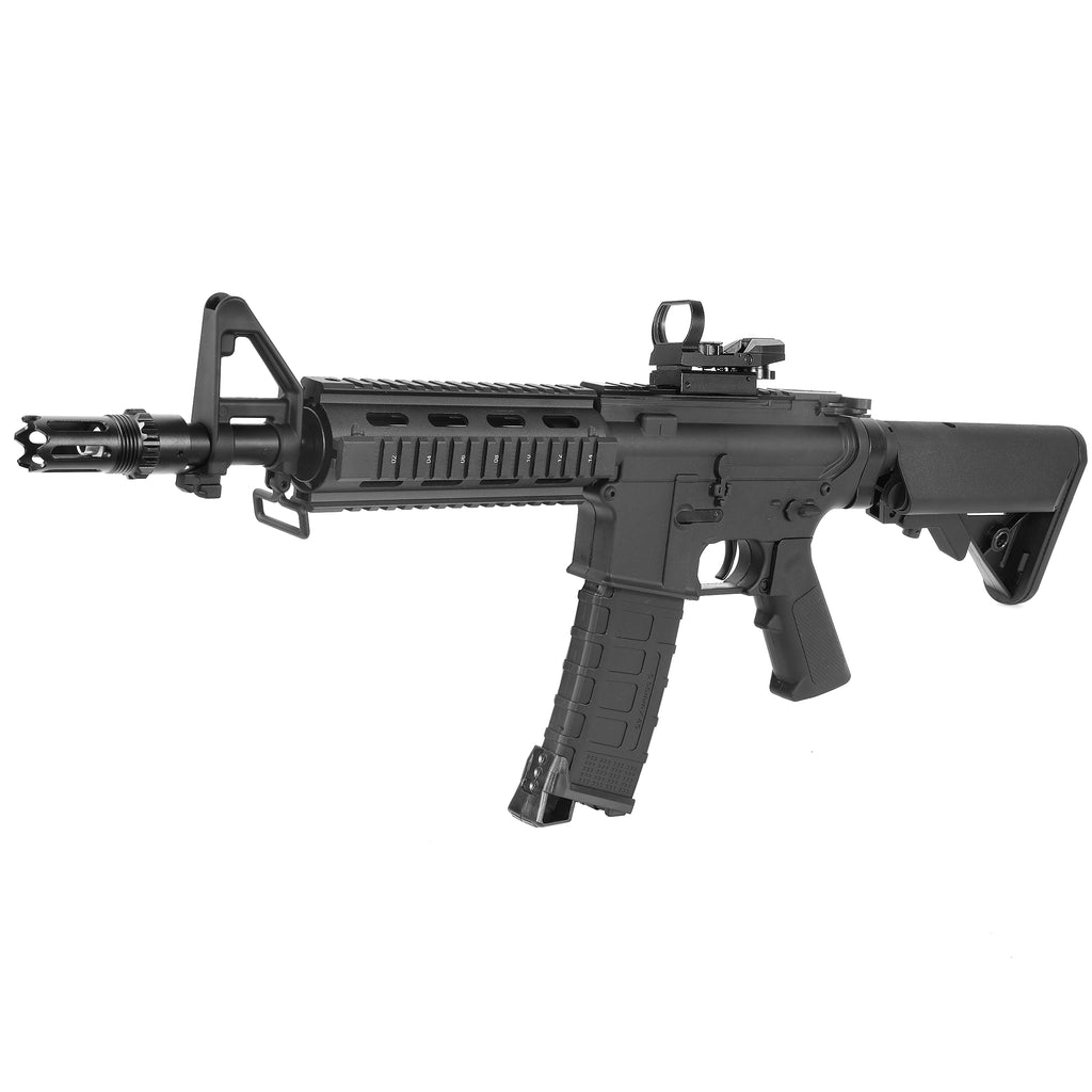 TACTOYS M4A1 MK5 - Gel Blaster (STAGE 3 - METAL EDITION) *Black*