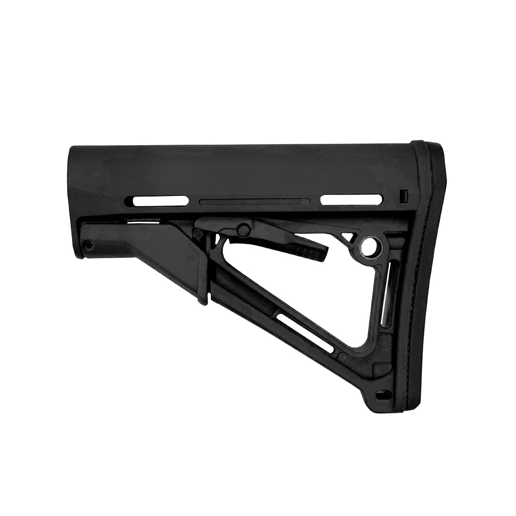 Magpul Butt Stock (Black) for Gel Blaster