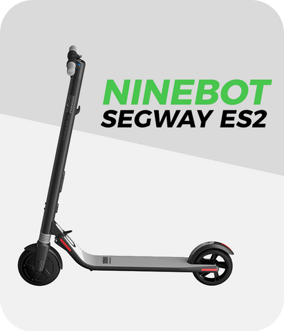 Ninebot by Segway ES2 -Electric Scooter (POPULAR)
