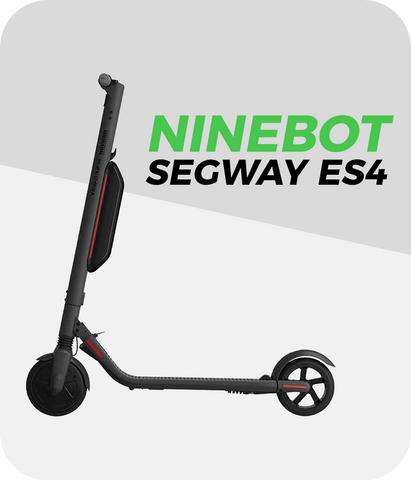 Ninebot by Segway ES4 2019 - Electric Scooter