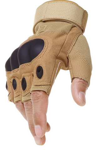 Tactical Gloves (Brown)