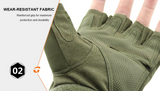 Tactical Gloves (Green)