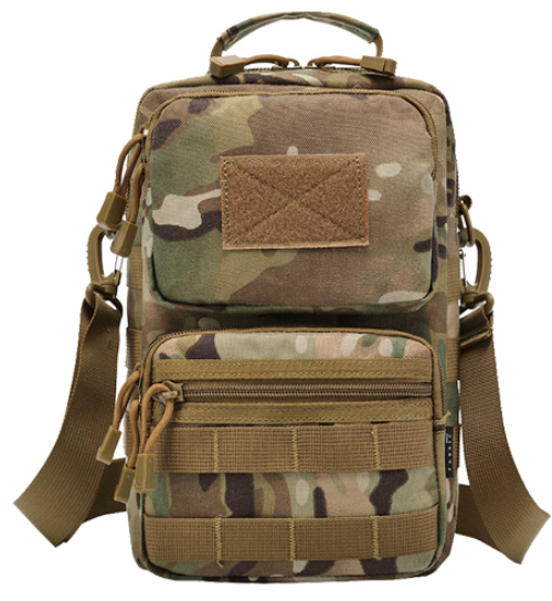 Combat Backpack (Camo)