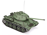 Heng Long 1/16 T-34/85 Russian Army RC Battle Tank