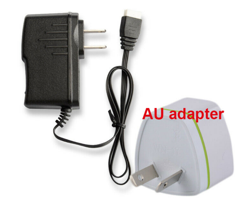 4PIN 11.1v Charger with AU Plug