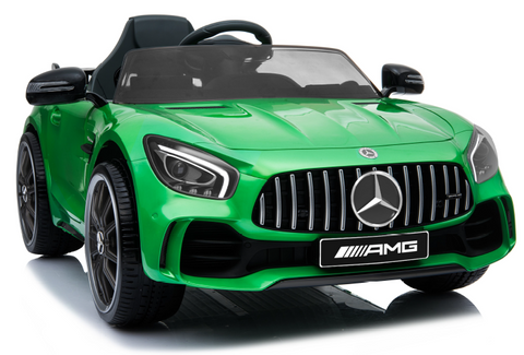 Mercedes AMG GTR - Ride on Car Kids Toy *Licensed & Genuine* (Green)