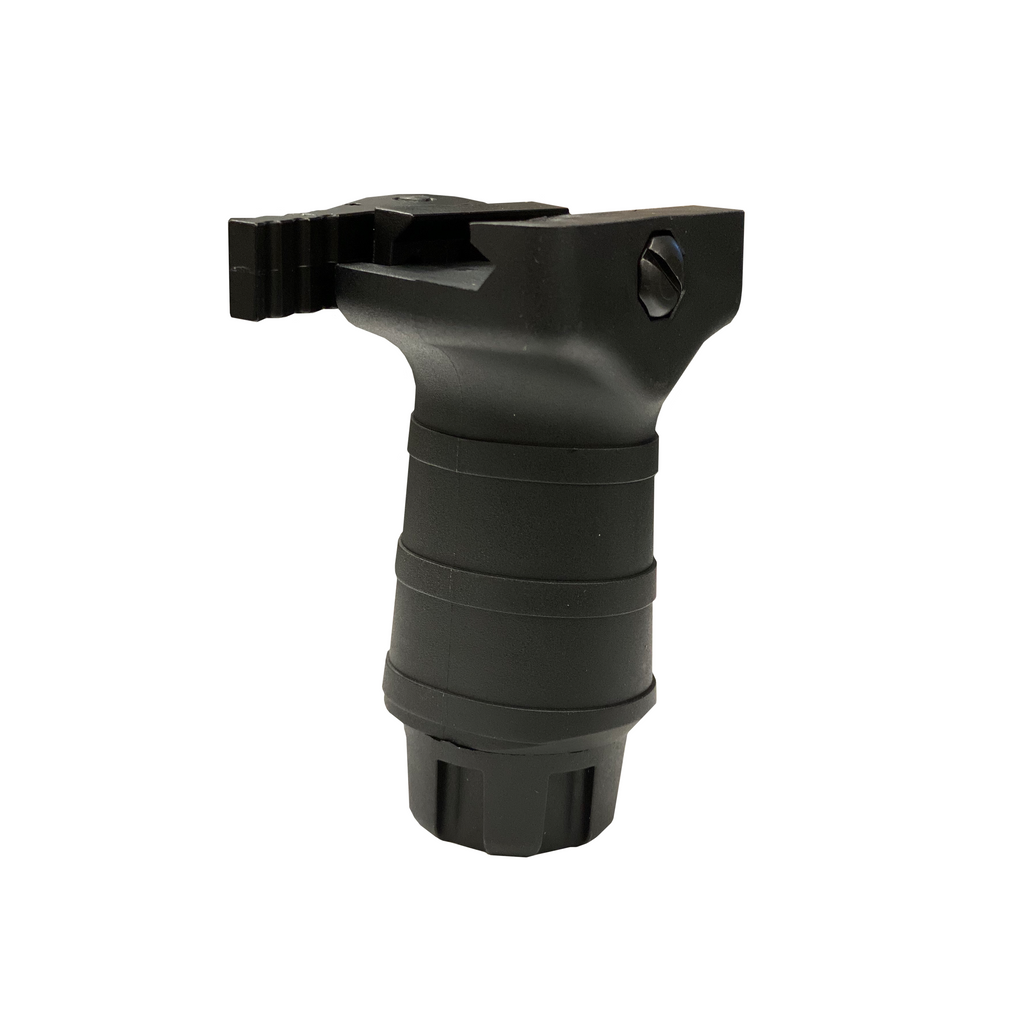 Short Quick Release Foregrip (Black) - Universal