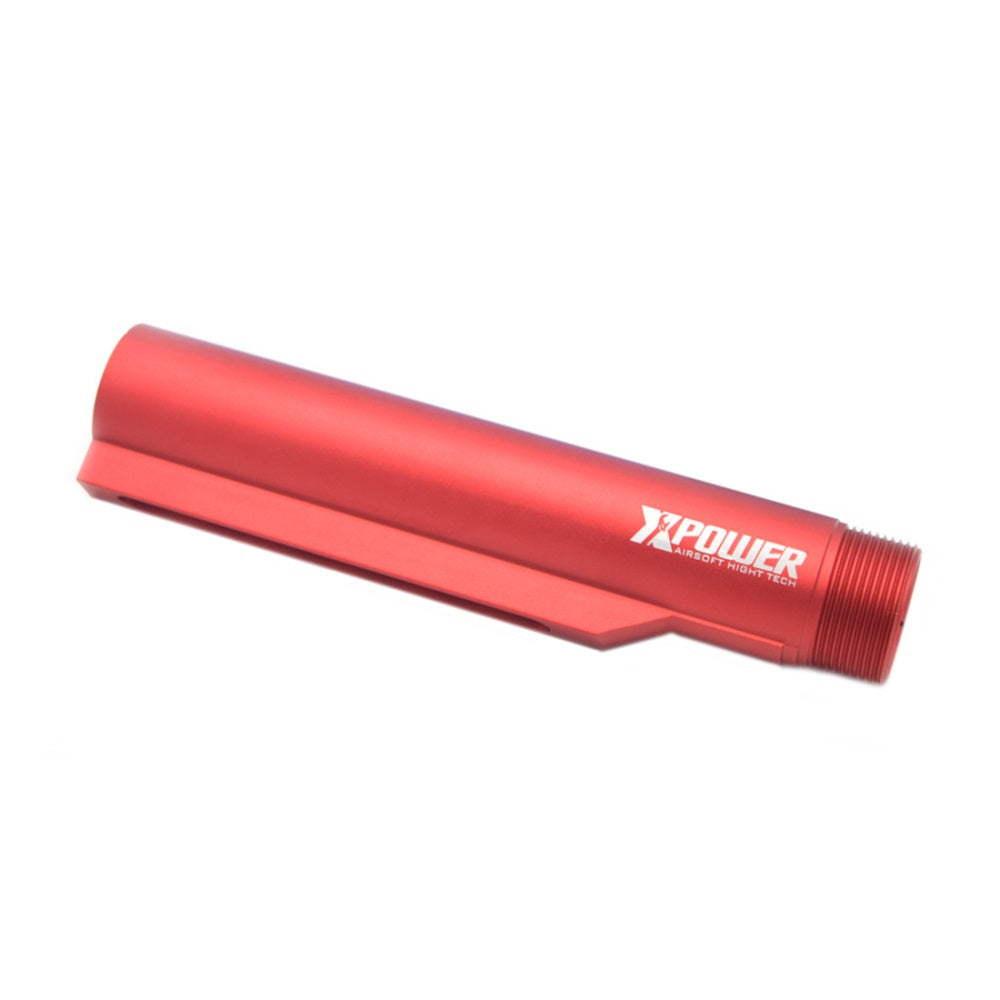 XPower Buffer Tube Red - M4A1 V9, WELL M401