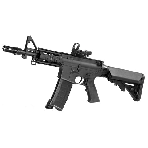 TACTOYS M4A1 MK4 - Gel Blaster (STAGE 3 - METAL EDITION) *Black*