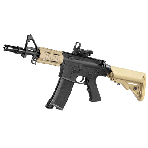 TACTOYS M4A1 MK4 - Gel Blaster (STAGE 3 - METAL EDITION) *Tan*