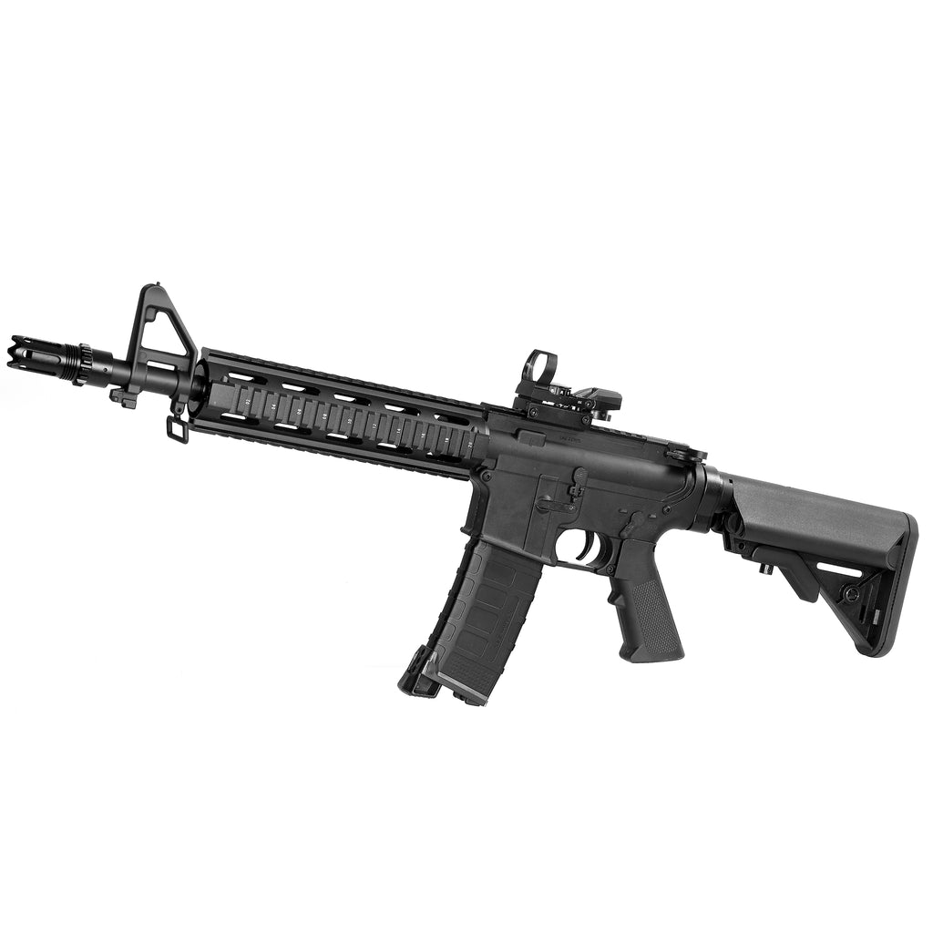 TACTOYS M4A1 MK6 - Gel Blaster (STAGE 3 - METAL EDITION) *Black*