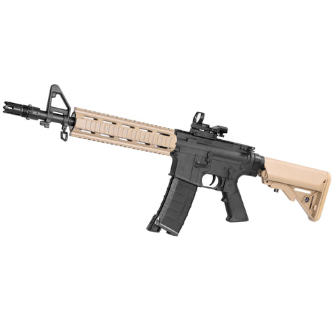 TACTOYS M4A1 MK6 - Gel Blaster (STAGE 3 - METAL EDITION) *Tan*