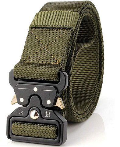 BLACKHAWK Belt With Aero Buckle (GREEN)