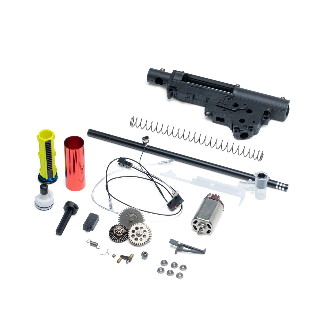 Full Internal Upgrade Kit for M4A1 V8 Gel Blaster