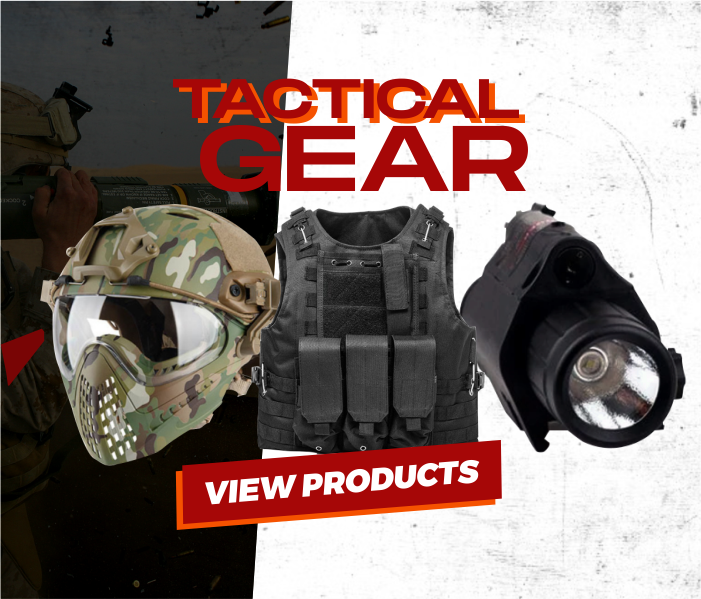 Buy Tactical Gear