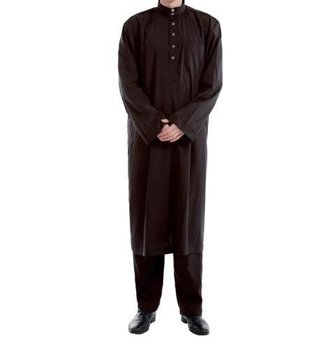 Classic Design Men Thobe/Jubba with Pant -  Selsabeel