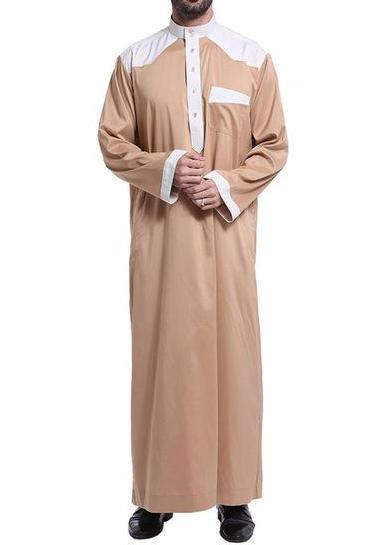 Trendy Jubba/Thobe with Patchwork