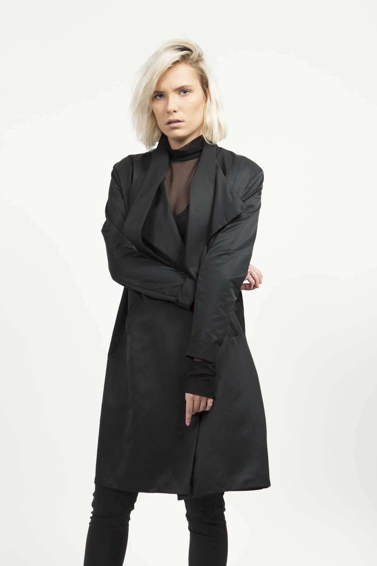 Bill Trench Jacket