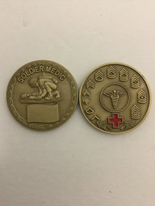 Enlisted Red Cross Coin