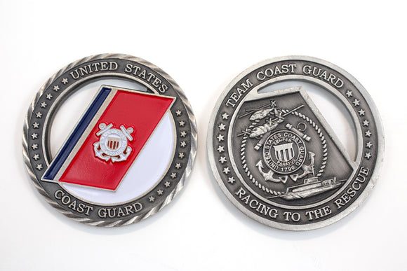 Coast Guard Coin : SKU : 107