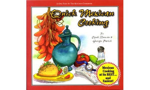 Quick Mexican Cooking : SKU : 10