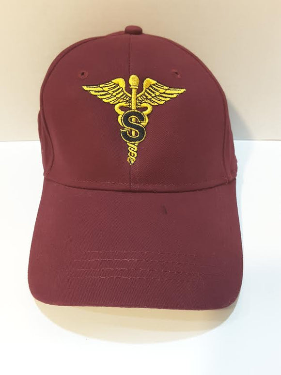 Specialist Maroon Hat
