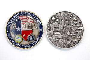 San Antonio Coin : SKU : 126
