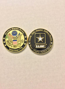US Army Coin