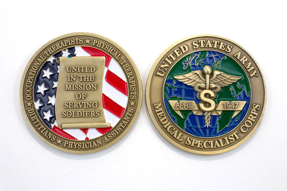 Specialist Coin : SKU : 137