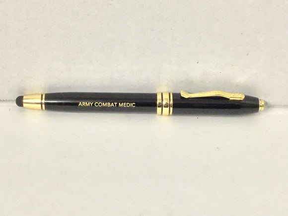 Pen Combat Medical Triple Black