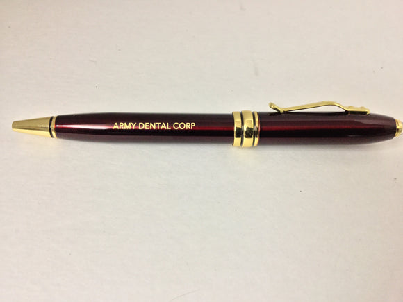 Pen Dental Maroon