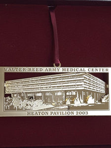 Walter Reed Ornaments