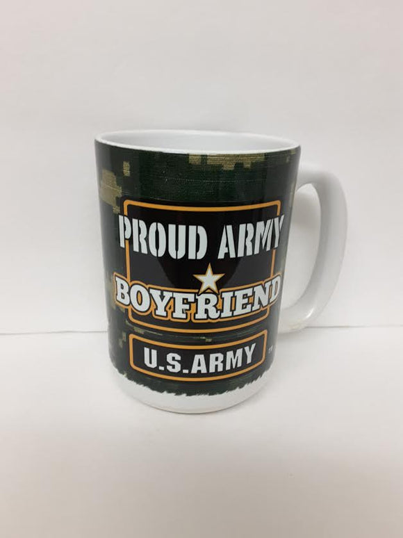 Mug  Proud Army Boyfriend
