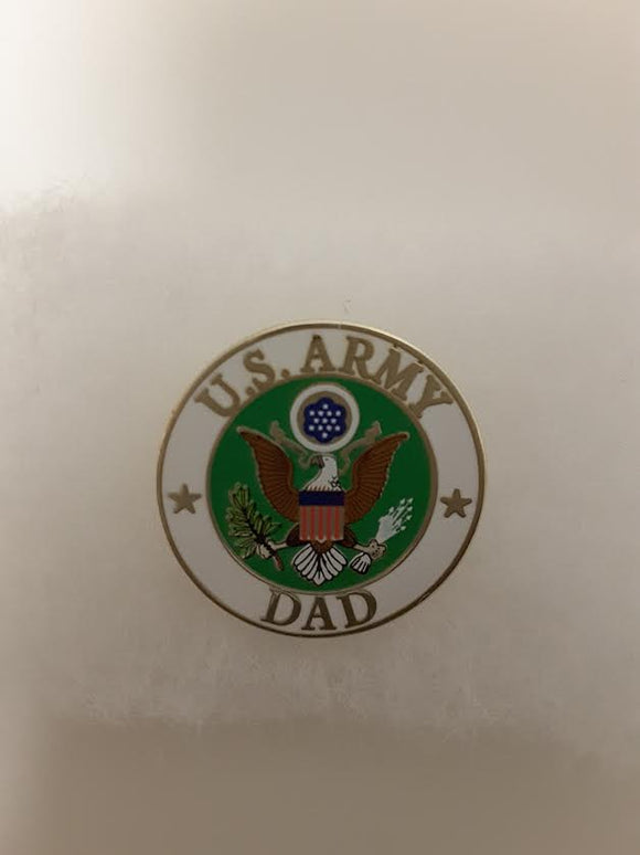 PIN  US Army Dad