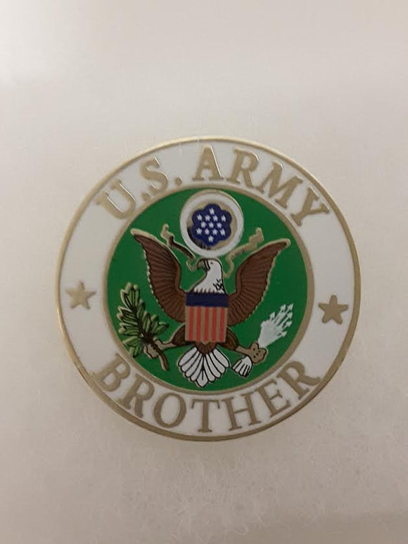 PIN  US Army Brother