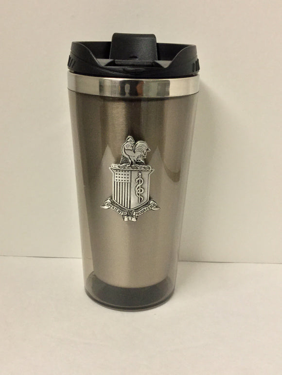 Pewter Travel Mugs New Regiment