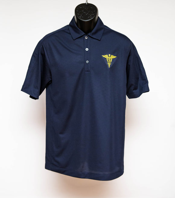 Nike Nurse Navy Polo : SKU : 1860 - 1864